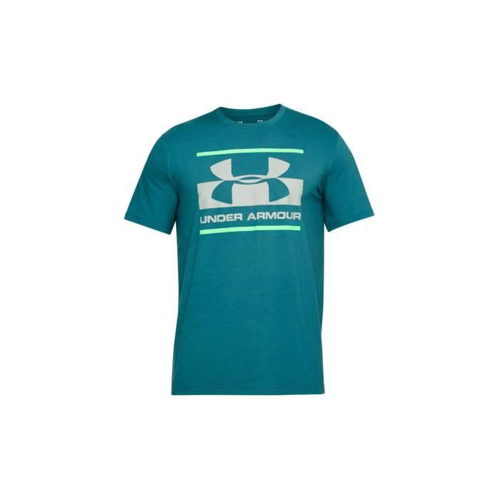 Tee-shirt homme Logo UA Blocked Sportstyle - Under Armour