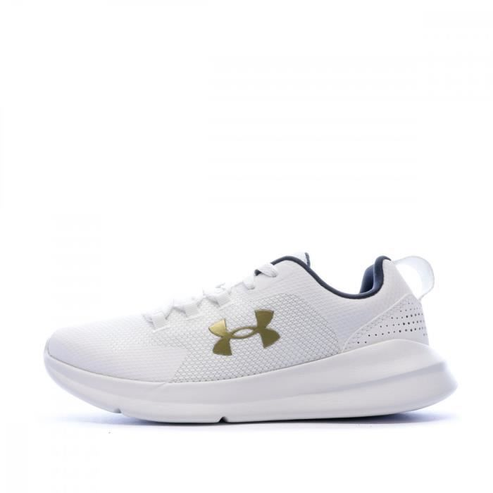 Baskets Blanches Femme Under Armour Essential