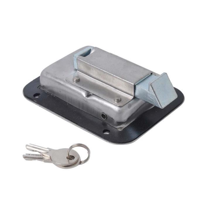 Trailer Tool Box Lock Verrouillage antivol de la poignée Accessoires de remorque de caravane BRACELET DE MONTRE VENDU SEUL