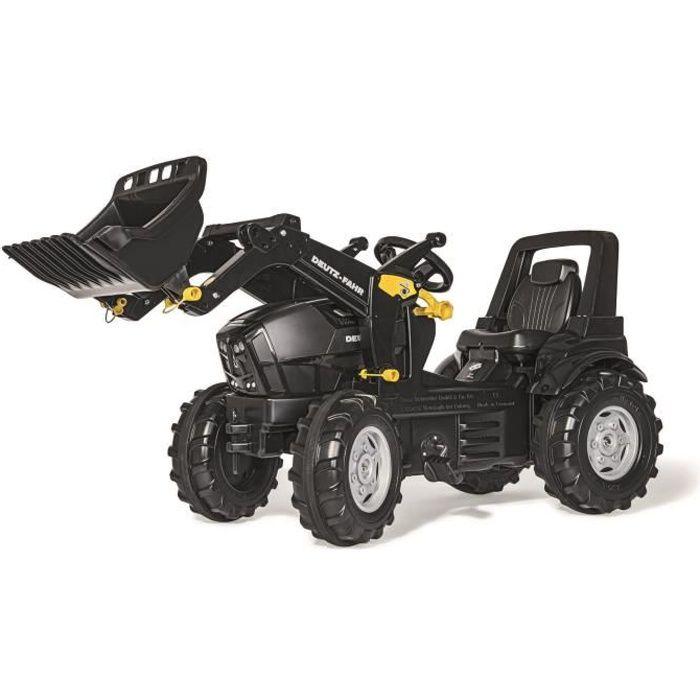 ROLLY TOYS Rolly FarmTrac Tracteur à pédales Deutz -Fahr Warrior