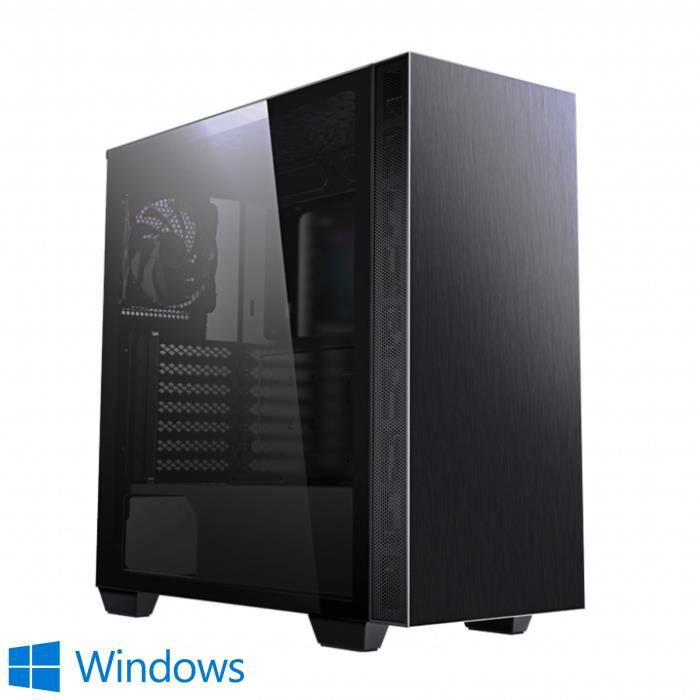Pc Gamer avec Watercooling, Intel i9, Rtx 2080Ti, 1To Ssd Nvme 970 Evo, 3To Hdd, 64 Go Ram, Win 10. Ref: Ucm6229i2i1hf