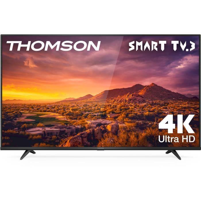 THOMSON 43UG6320 - TV LED UHD 4K - 43'' (109cm) - HDR - Smart TV - Dolby Digital Plus - 2 x HDMI - 1 x USB