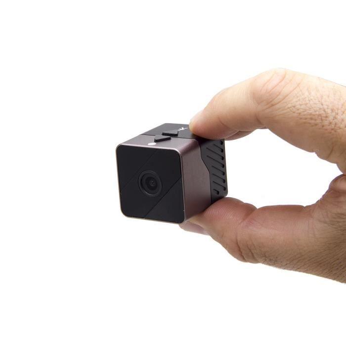 Camera espion HD 1080P longue autonomie detection de mouvement