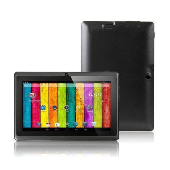 TABLETTE TACTILE 7 pouces HD Débloqué Tablet PC 8 Go Wi-Fi Quad Cor