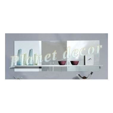 miroir salle manger cross achat vente miroir cdiscount. Black Bedroom Furniture Sets. Home Design Ideas