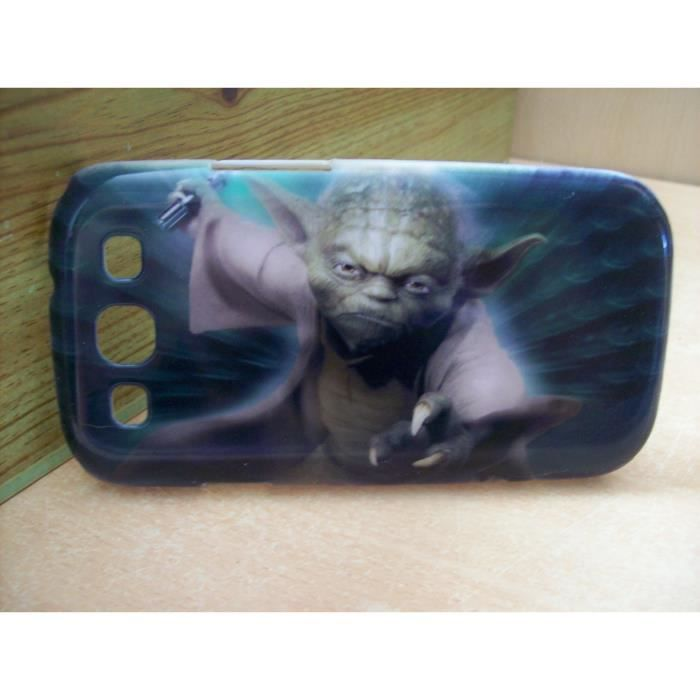 coque star wars samsung galaxy s3 motif e achat coque. Black Bedroom Furniture Sets. Home Design Ideas