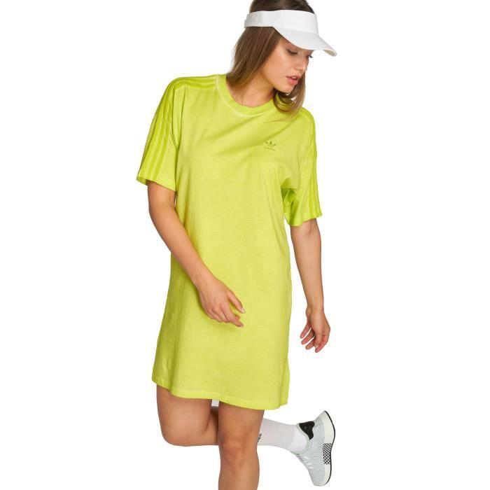 adidas originals Femme Robes / Robe Long Neon