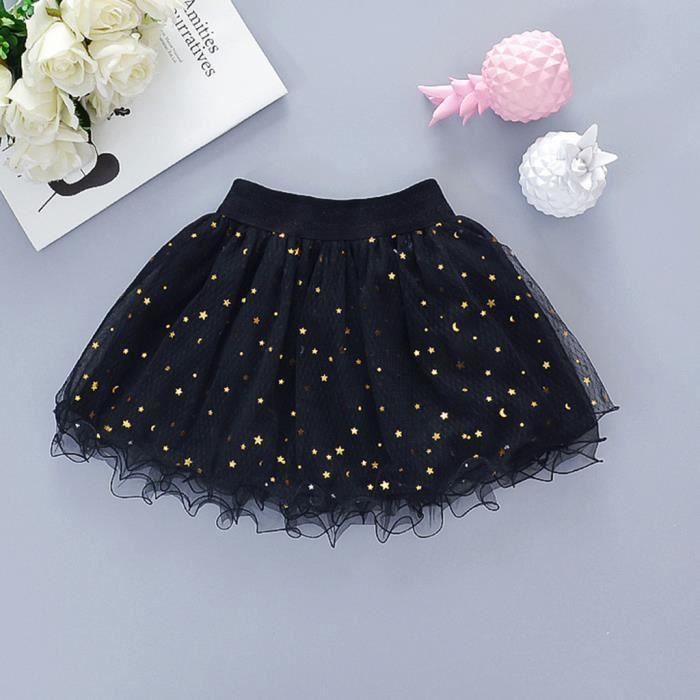 Bébé Filles d/'été dentelle florale Buste Jupe Tutu robe courte mini kid jupe