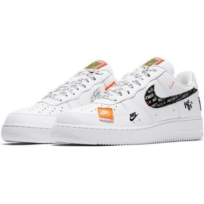 Basket Nike Air Force 1 Just Do It Pack Chaussures de Sport AF 1 ...