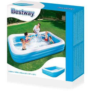 Piscine gonflable bestway achat vente piscine for Piscine gonflable 2 boudins