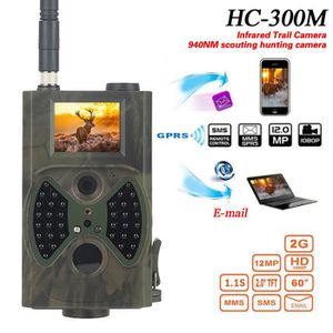 PIÈGE PHOTOGRAPHIQUE LUXS Caméra de chasse HC-300M HD 1080P Infrarouge