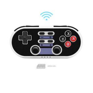 CAMÉRA ANALOGIQUE 8Bitdo NES30 Pro Controller sans fil Bluetooth dou