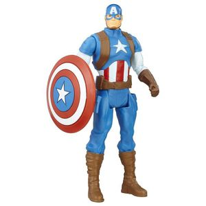 FIGURINE - PERSONNAGE Figurine Avengers 15 cm : Captain America aille Un