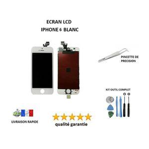 ECRAN DE TÉLÉPHONE Écran LCD remplacement iPhone 6 4.7 BLANC retina,