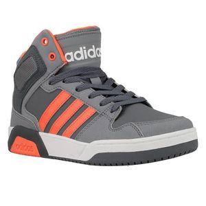 Chaussures Adidas BB9TIS Mid K Orange Achat Vente basket