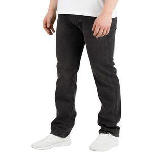 JEANS Levi's Jeans Homme 501 Original Fit - Gris