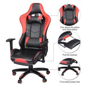 SIÈGE GAMING siège gaming fauteuil gamer chaise de jeu de burea