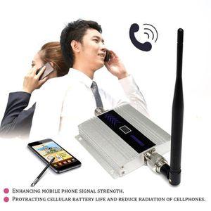 PIÈCE TÉLÉPHONE  TOP VENTE Amplificateur signal GSM 900MHz LCD dou