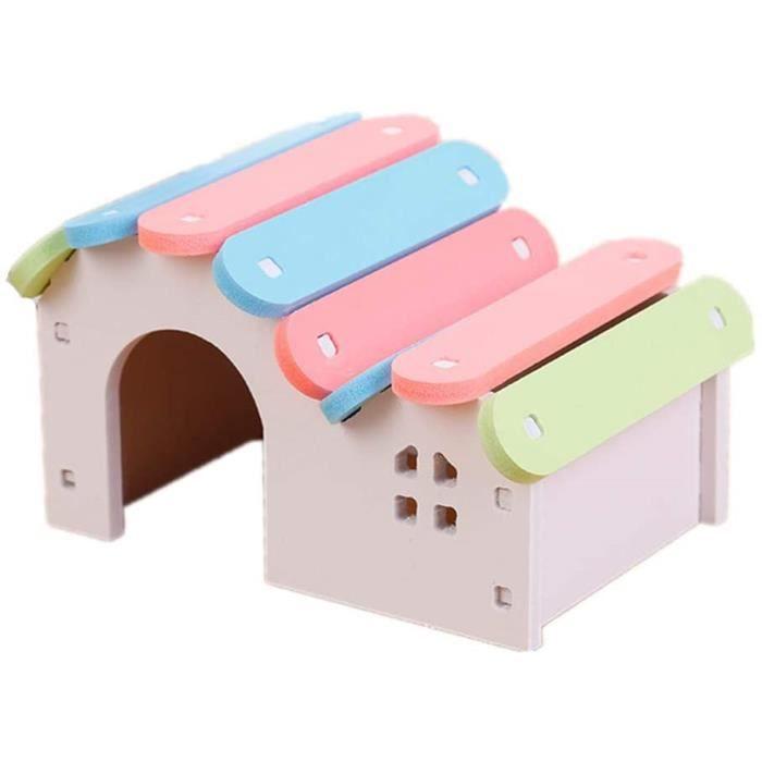 DC CLOUD Cage Gerbille Hamster Accessoire Hamster Accessoires Nain Hamster Cage Hamster Hamster lit sevencolors474