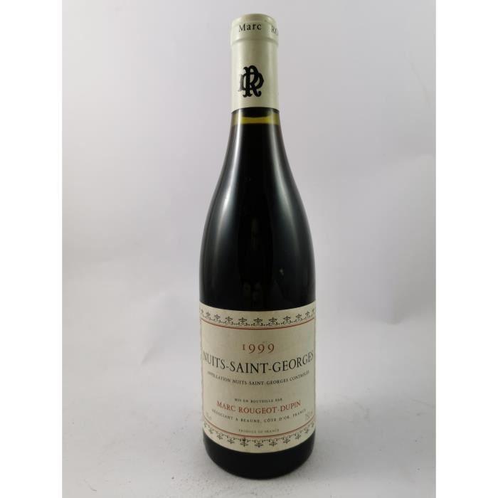Nuits Saint-Georges - Domaine Marc Rougeot-Dupin 1999, Nuits Saint-Georges, Rouge, 75 cl.