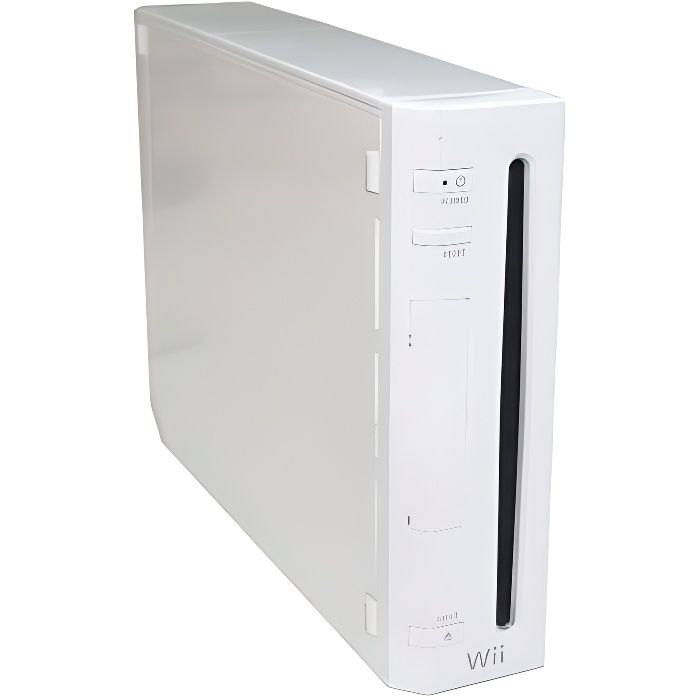 CONSOLE WII BLANCHE