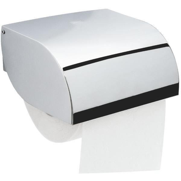 Distributeur papier WC - laiton - Inda
