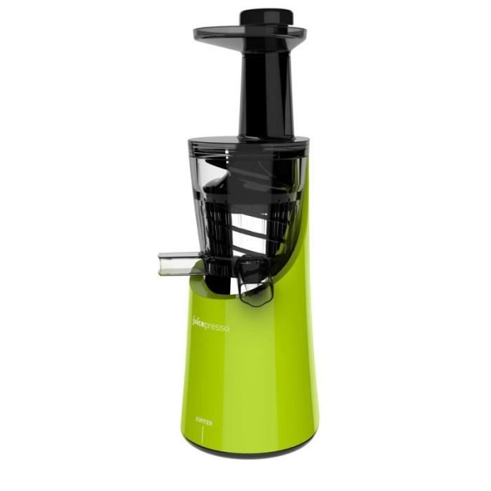 JUPITER Extracteur de jus vertical Juicepresso Plus - Vert