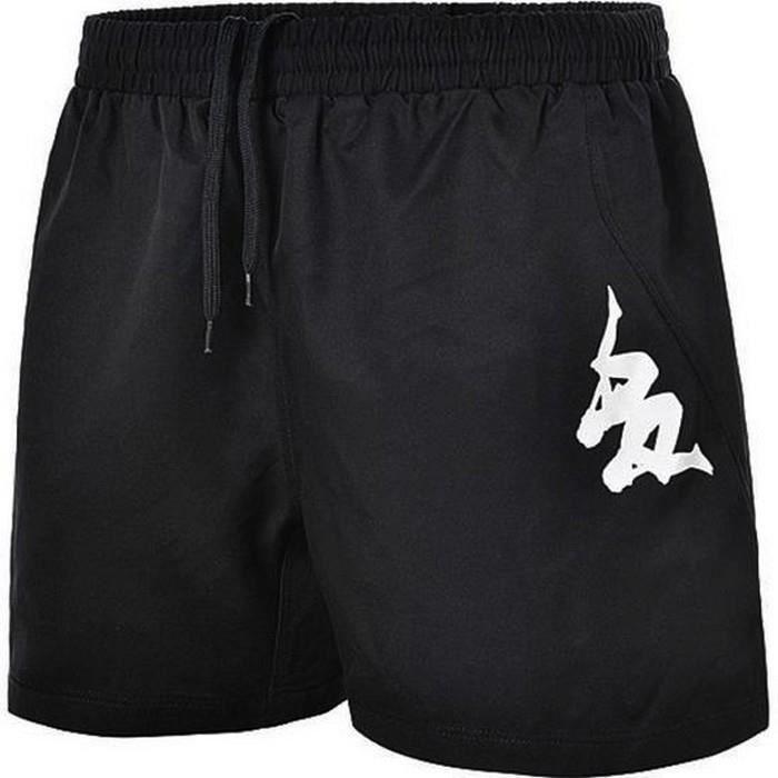 Short rugby Kappa Salento noir