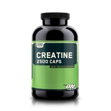 Optimum Nutrition Creatin 2500 - 200 capsules