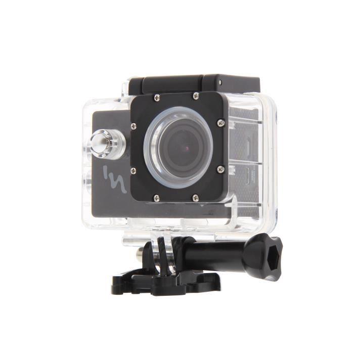 TNB Caméra sport - Full HD - 64 GO - Noir