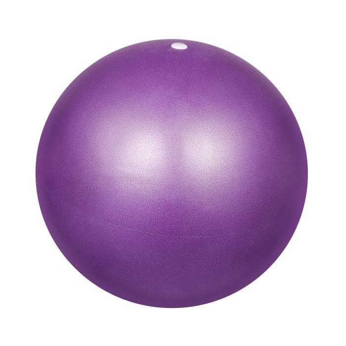 Yoga Pilates Ball Épaissi Violet Couleur Exercice Renforcer pour Ab Entraînements TAPIS DE SOL - TAPIS DE GYM - TAPIS DE YOGA