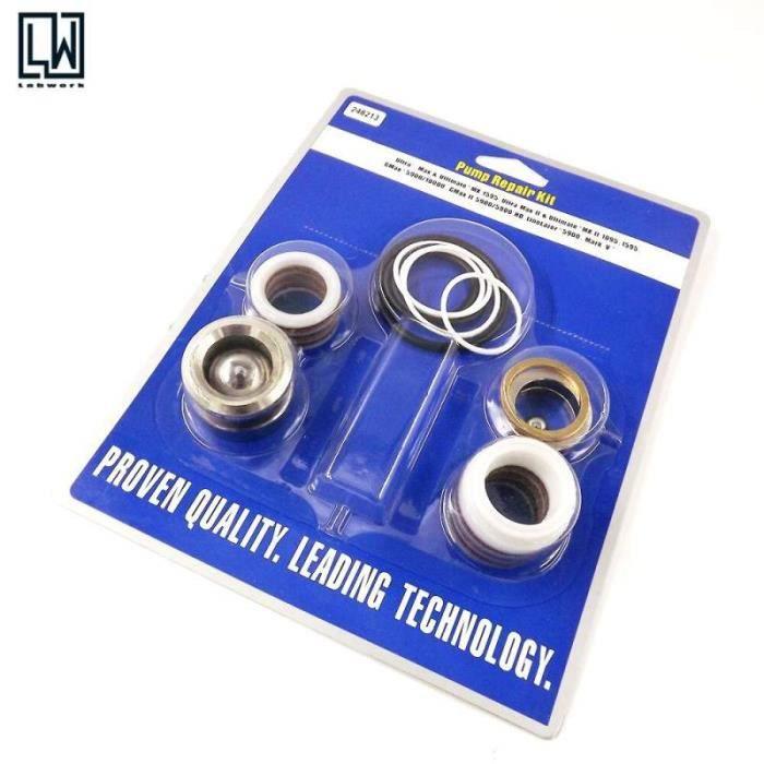 YT36006-PISTOLET A PEINTURE-Kit de réparation de pompe. emballage pour pulvérisateur de peinture sans air 1095 1595 5900 248213