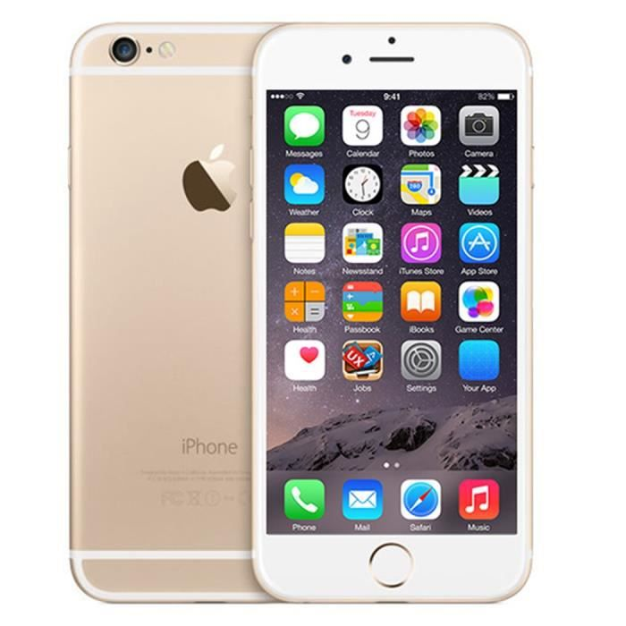 apple iphone 6 64g smartphone t l phone portable sans