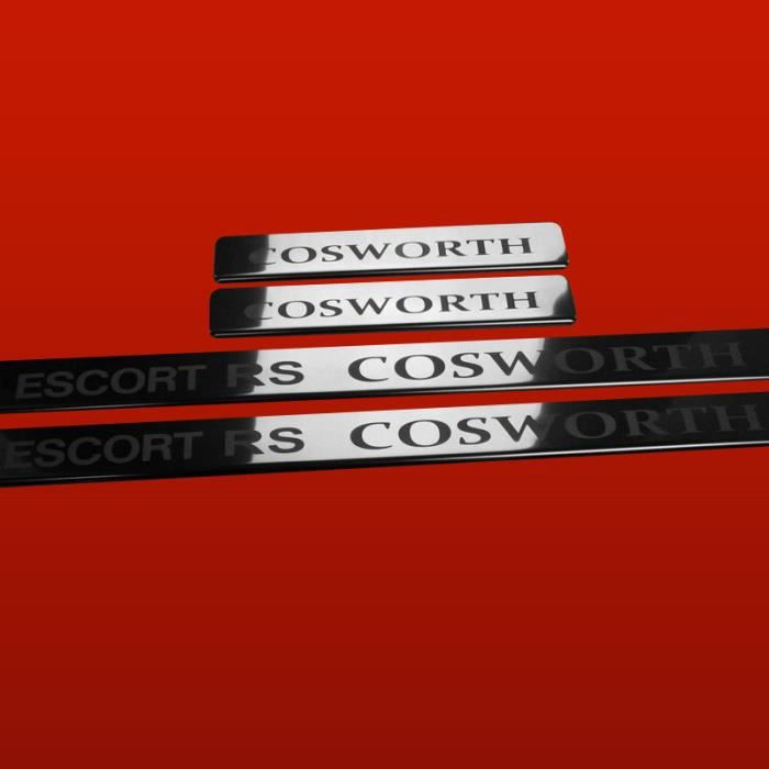 Ford Escortrscosworth Phase5 4 Pieces Seuil Achat
