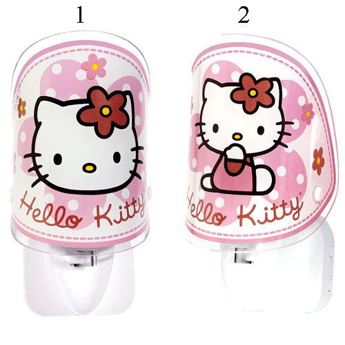 veilleuse led hello kitty achat vente veilleuse. Black Bedroom Furniture Sets. Home Design Ideas
