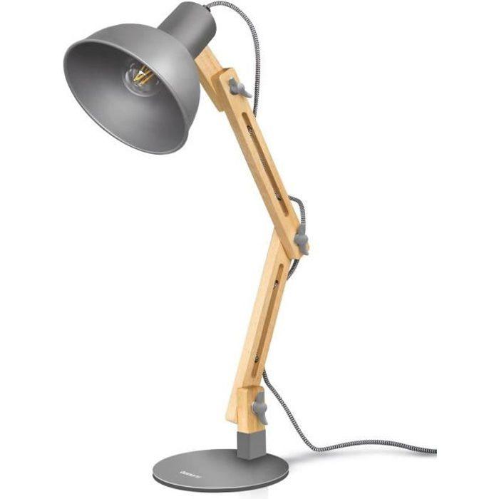 Lampe de chevet à poser sur table LED design ultra moderne original élégant