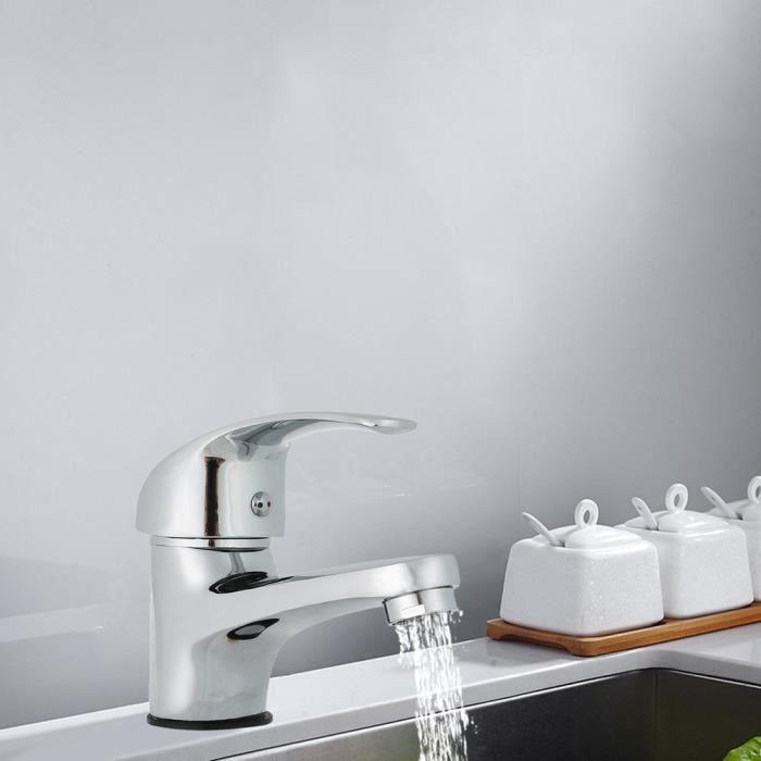 Haute Robinet Salle de Bain Mitigeur Lavabo Robinet Dor Basin Tap Bathroom Basin Tap Mixeur Basin Faucet Bathroom