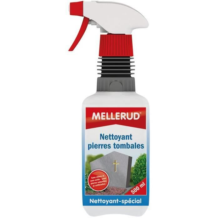 NETTOYAGE SOL Nettoyant pierres tombales - 500mL