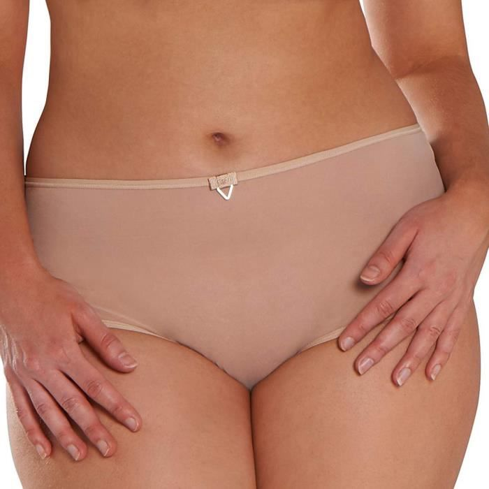 BOXER - SHORTY Shorty glamour taille haute Victory latte