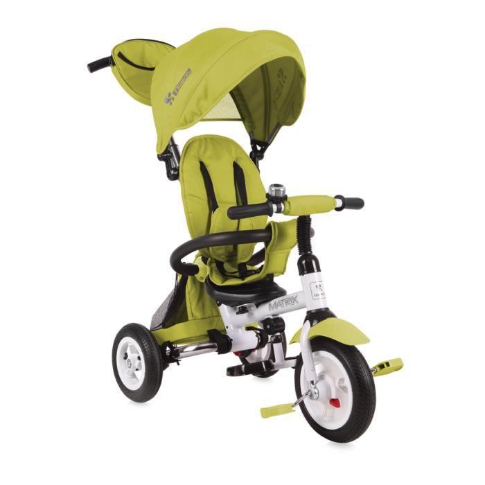 Lorelli Jaguar Tricycle /Évolutif pour B/éb/é//Enfant Beige