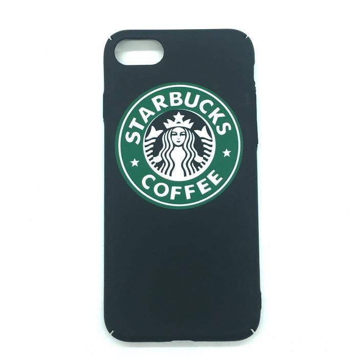 coque iphone 7 starbuck