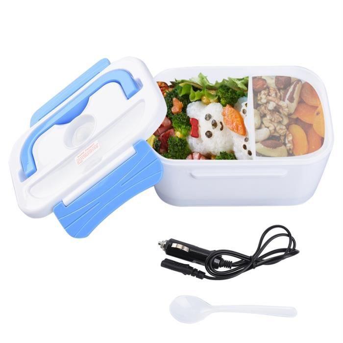 Électrique Portable chaleur Food Warmer Box Récipient déjeuner repas gamelle US//UE