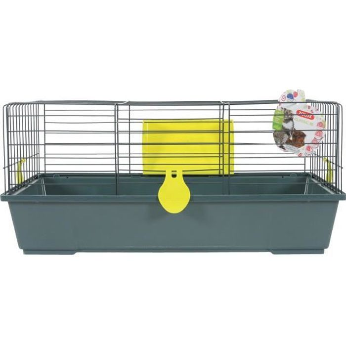 cage lapin 80 cm achat vente cage lapin 80 cm pas cher cdiscount. Black Bedroom Furniture Sets. Home Design Ideas