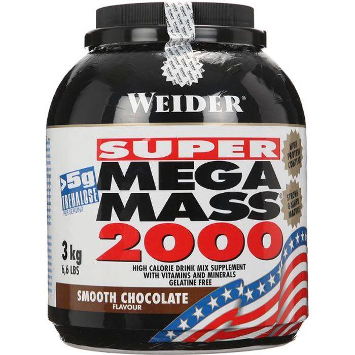 WEIDER Mega Mass 2000 Choco NTT