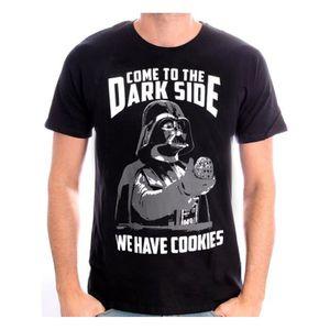 T-SHIRT Tee-Shirt Star Wars - Dark Side