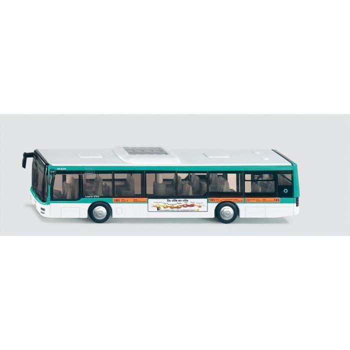 VOITURE - CAMION SIKU RATP Bus
