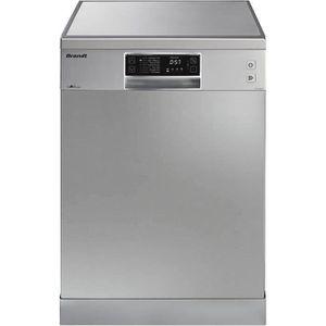LAVE-VAISSELLE BRANDT DFH13534X - Lave-vaisselle posable - 13 cou