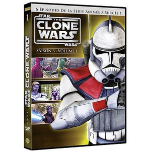 DVD FILM DVD Star wars: the clone wars saison 3 volume 1