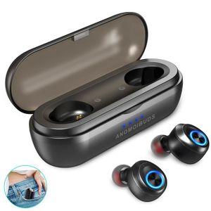 CASQUE - ÉCOUTEURS Ecouteur Bluetooth sans Fil TWS Oreillette Bluetoo
