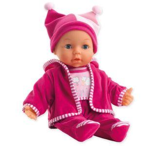 POUPON Bayer Design - 93888 - Poupon - Sonni Baby Avec Fo